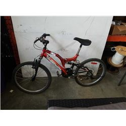 RED SUPERCYCLE BIKE