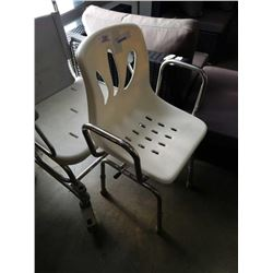 Bath assist chair