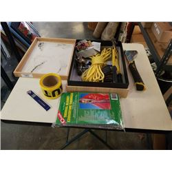 Eastern box with tools