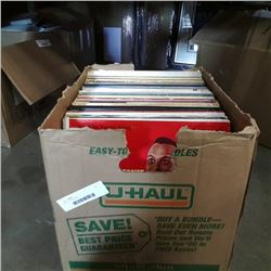 BOX OF RECORDS