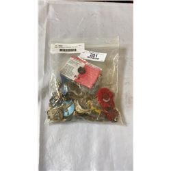 OVER 100 COLLECTOR PINS, MILITARY, YEAR OF THE VETERANS, REMEMBRANCE ETC