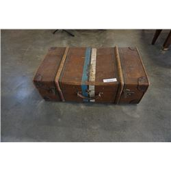 MADLER-KOFFER ANTIQUE GERMAN TRUNK