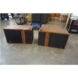 PAIR OF BOSE 301 SPEAKERS