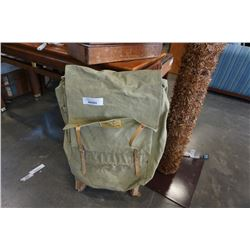 PIONEER BRAND TRAPPER NELSON INDIAN PACK BOARD NO 2