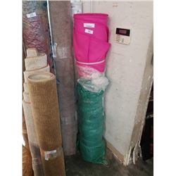 """New roll of pink fabric 64"""" wide"""
