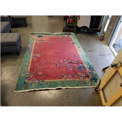 6FT HAND KNOTTED AREA CARPET