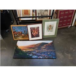 CANVAS PRINT, PAINTING AND PRINT