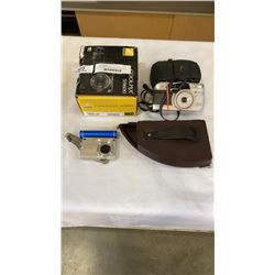 Nikon coolpix digital camera and other cameras