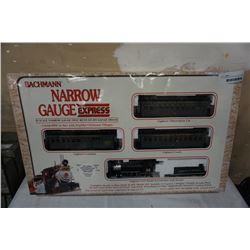 BACHMANN NARROW GAUGE EXPRESS W/ BOX