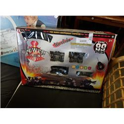 WARLIKE POWER TRAIN TOY SET