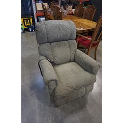 LAZBOY POWER RECLINER SEPERATE CONTROL FOR BACK AND LEG