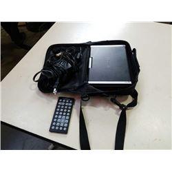 Poloroid portable dvd player