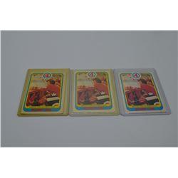 Bobby Orr retirement cards