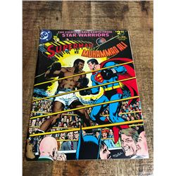 Superman vs Muhammad Ali Treasury Book