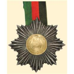 Medal - AFGHANISTAN - ORDER OF THE STAR