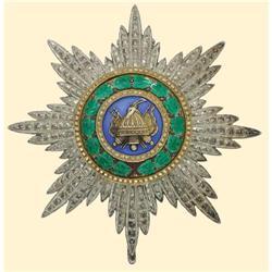 Medal - ALBANIA - ORDER OF SCANDERBERG