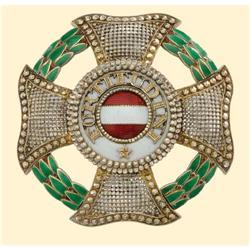 Medal - AUSTRIA - MONARCHY - ORDER OF MARIA THERESA