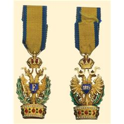 Medal - AUSTRIA - MONARCHY - ORDER OF THE IRON CROWN