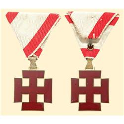 Medal - AUSTRIA - MONARCHY - ORDER OF THE REPUBLIC