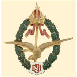 Medal - AUSTRIA - MONARCHY - PILOT`S BADGE