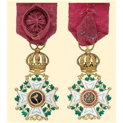 Medal - BELGIUM - ORDER OF LEOPOLD