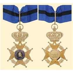 Medal - BELGIUM - ORDER OF LEOPOLD II