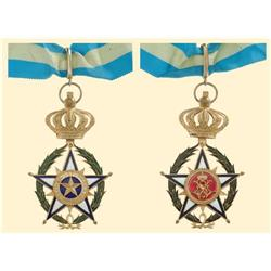 Medal - BELGIUM - ORDER OF THE AFRICAN STAR