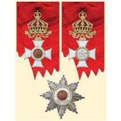 Medal - BULGARIA - ORDER OF ST. ALEXANDER