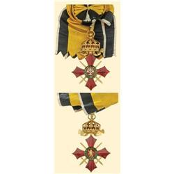Medal - BULGARIA - ORDER OF MILITARY MERIT