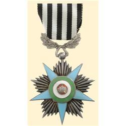 Medal - PERSIA (Iran) - THE ORDER OF GLORY (NISHAN - I - IFTIKHAR)
