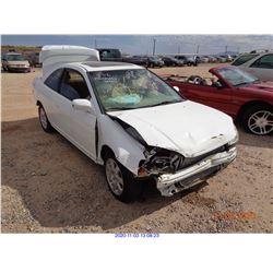 2003 - HONDA CIVIC EX/RESTORED SALVAGE