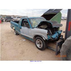 1995 - CHEVROLET S10 PICKUP