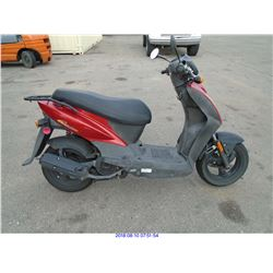 2009 - KYMCO SCOOTER