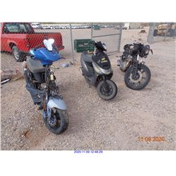 1979 - YAMAHA MOTORCYCLE/2014 - MANUFACTURED UNKNOWN/2000 - UNKNOWN UNK
