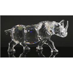 Swarovski Crystal RHINOCEROS Limited Edition