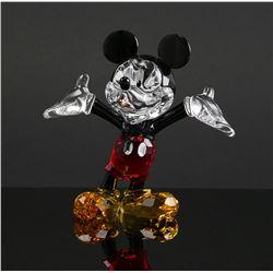 Swarovski Crystal DISNEY MICKEY MOUSE