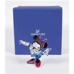 Swarovski Crystal DISNEY MINNIE MOUSE Figurine