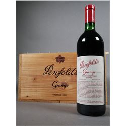 PENFOLDS Grange 1990 Shiraz Case (6)
