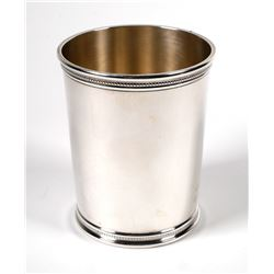 MARK SCEARCE Sterling Mint Julep Cup Gerald Ford