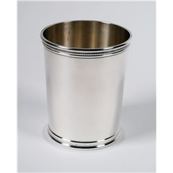 MARK SCEARCE Sterling Mint Julep Cup Jimmy Carter