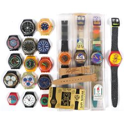 SWATCH WATCH Miscellaneous Lot
