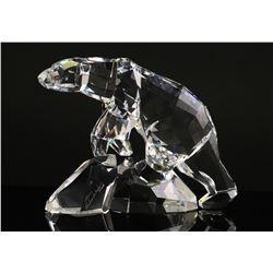 Swarovski Crystal NANUC Polar Bear