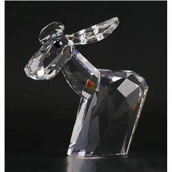 Swarovski Crystal Figurine Large Ricci Moose