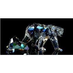 Swarovski SCS Crystal SIKU POLAR BEAR Annual