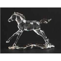 Swarovski Crystal Companion FOAL Figurine