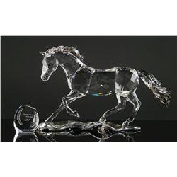 Swarovski SCS Crystal ESPERANZA HORSE