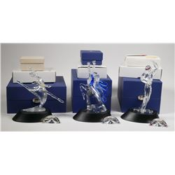 Swarovski Crystal MAGIC OF DANCE Figurines