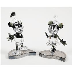 Swarovski Crystal STEAMBOAT WILLIE