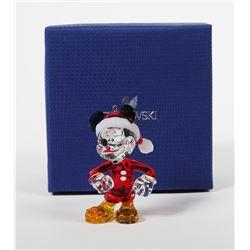 Swarovski Crystal Disney Mickey Mouse Ornament