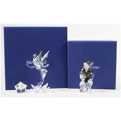 Swarovski Crystal PETER PAN TINKER BELL Figurine